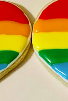 Texas bakery comes under fire for rainbow Pride Month cookies, but crowds step up to support it