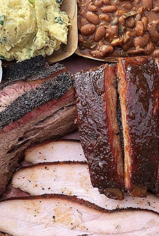 Pinkerton's Barbecue will hold a Whole Hog Fiesta Party later this month.
