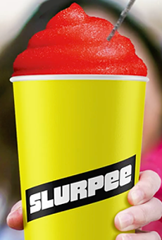 Texas-based convenience store chain 7-Eleven will give away free Slurpees during July