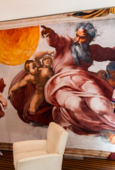 What we saw opening weekend of Michelangelo's Sistine Chapel: The Exhibition in San Antonio