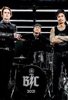 Nineties rockers Buckcherry, who once sang about their fondness for yayo, will appear June 16 at the Rock Box.