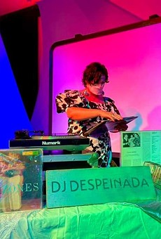 DJ Despeinada will perform a set featuring women and BIPOC artists at Saturday's Fiesta-themed event.