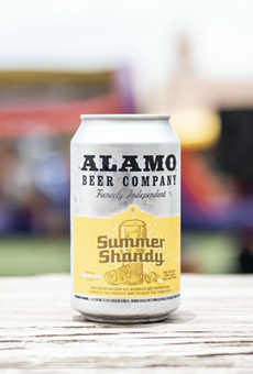 Alamo's Summer Shandy is the brewery's first summertime seasonal suds of 2021.