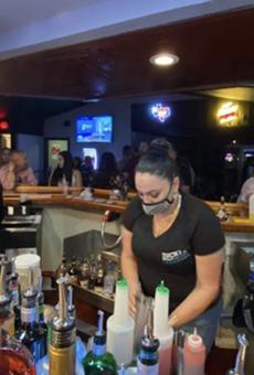 Lucky's Icehouse is now open on San Antonio's Northeast side.