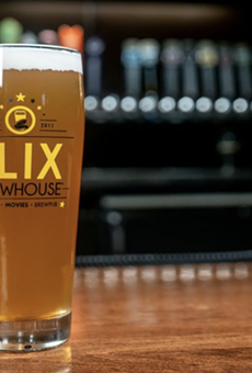 Flix Brewhouse is now open on San Antonio's West side.