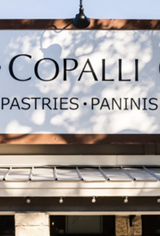 Copalli Cafe will close permanently on July 31.