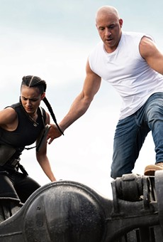 The ninth installment of the Fast & Furious saga is running on fumes.