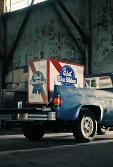 For the nation's 245th birthday, Pabst has introduced a massive 1,776-pack of PBR.