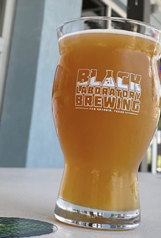 Black Laboratory Brewing will host a Friday pop-up with Dogmatic food truck.