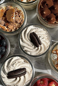Laika Cheesecakes and Espresso is planning to open a second location at The Rim.