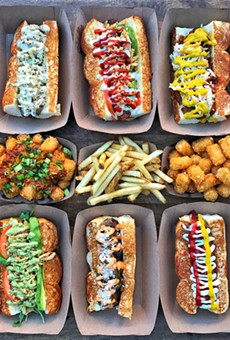 Dog Haus Biergarten will give away free food on National Hot Dog Day.