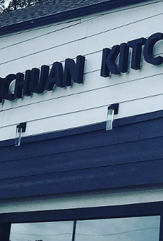 Dashi Sichuan Kitchen + Bar will open July 15.