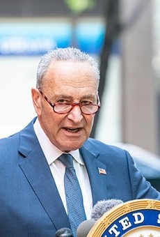 On Wednesday, U.S. Sen. Chuck Schumer introduced the Cannabis Administration and Opportunity Act.
