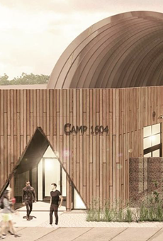 Camp 1604 is set to open on San Antonio's Northwest side this fall.