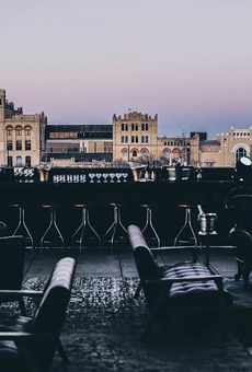 San Antonio rooftop bar Paramour teases plans to change its name to Apothecary.