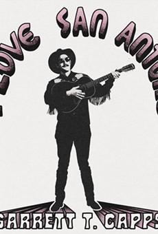 Alt-country singer Garrett T. Capps announces surprise new album I Love San Antone