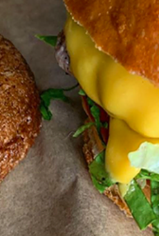 Legal beef concludes: San Antonio burger chef Andrew Weissman allowed to register 'Mr. Juicy' name