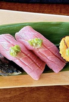 Toro'ko Sushi is now open on San Antonio's North Side.