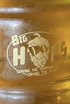 Craft beer chain Big Hops will start slinging suds on SA's west side this fall.