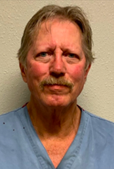 Fair Oaks Ranch Police arrested Donald Erwin Schwartz, 71, on charges of illegal dumping.