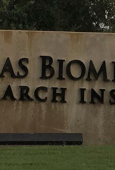 San Antonio-based Texas Biomedical Research Institute notified federal authorities that 159 baboons under its care suffered amputations due to frostbite.