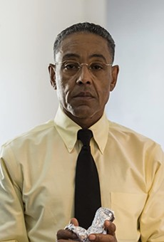 Giancarlo Esposito, who played Gus Fring in Breaking Bad and Better Call Saul, is the headliner for this year's Big Texas Comicon.