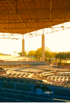 The former Verizon Amphitheater was put on the market in 2009 by Live Nation.
