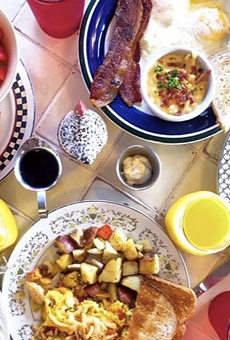 Brunch haven Comfort Café is closed for a second consecutive weekend.