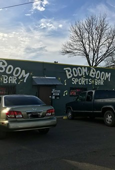 An as-yet identified man fatally shot three people and wounded two others outside of East San Antonio's Boom Boom Sports Bar.