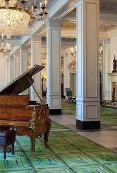 The St. Anthony is among the top hotels in Texas.