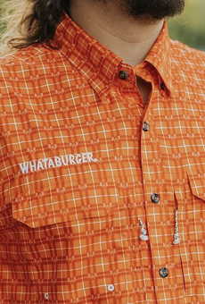 San Antonio-based Whataburger is the latest food chain to get in on the branded apparel trend.