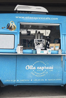 Olla Express Café is the sole Alamo City contender for the H-E-B's Quest for Texas Best grand prize of $25,000.