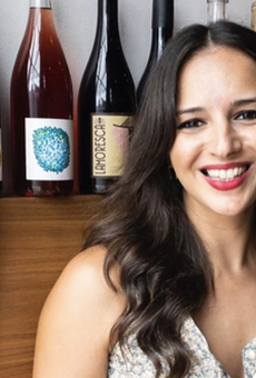 34-year-old Rania Zayyat has been named one of Wine Enthusiast magazine's 40 Under 40 Tastemakers of 2021.