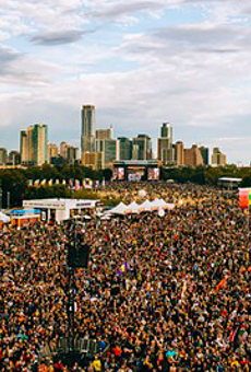 Austin's ACL Fest will require proof of vaccination or negative COVID test for entry this fall (2)
