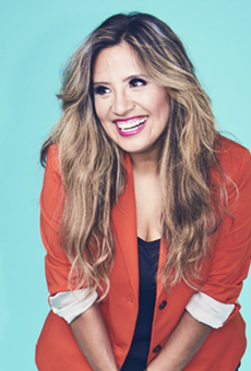 Cristela Alonzo has three days of shows at LOL Comedy Club — plenty of chances to rack up the laughs this weekend.