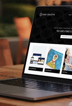 SA-based marketing firm Core Creative will gift an area non-profit a brand-new website.