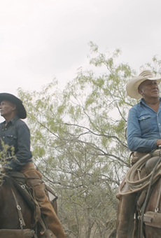 Timo and Miguel Rodriguez are at the heart of the film.