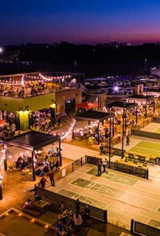 Local pickle ball venue Chicken N Pickle will close its doors September 7 for community service day.
