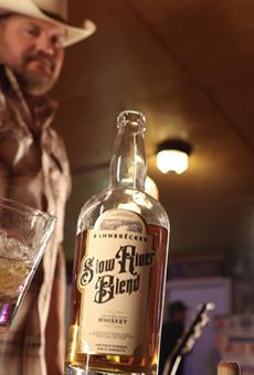 Texas country singer Randy Rogers will launch his new booze brand, Bahnbrëcker, September 15.