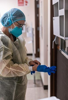 Health care professionals say pandemic-related stress and frustration with hospital protocols aimed a protecting patients and staff from COVID-19 have triggered a raft of verbal and physical abuse against health workers.