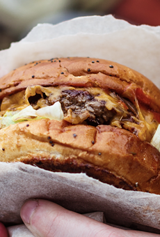 The Burger Showdown will take place Saturday, October 9.