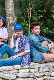The Classic Theatre debuts its production of Shakespeare's As You Like It on Thursday.
