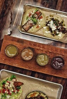 Tacos and Sangria