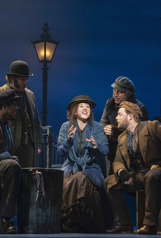 The Lincoln Center Theater's revival of Lerner and Loewe's My Fair Lady comes to the Majestic Theatre on September 21.