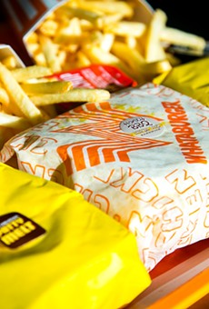 San Antonio-based Whataburger has landed on lists of most- and least-calorific burgers in the U.S.