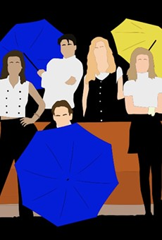 This musical production will send up beloved '90s sitcom Friends at the Tobin on Sunday.