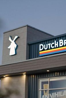 Oregon-based Dutch Bros. Coffee will open its first San Antonio location next month.