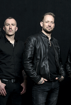 Volbeat's new U.S. tour, which stops Tuesday in San Antonio, includes its first live performances in two years.