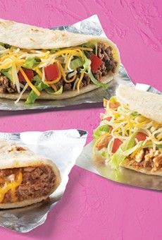 Taco Cabana is slinging tacos for $1 on Monday, October 4 to celebrate National Taco Day.