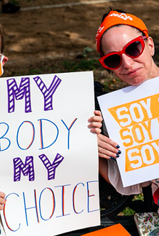 U.S. judge blocks enforcement of Texas' controversial abortion ban, but the state's already appealing